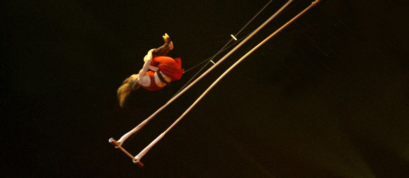 Swing Trapeze – Nov 3rd to Jan 6th